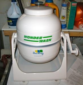 wonder wash machine