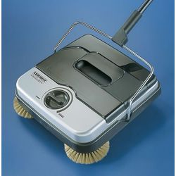 non-electric carpet sweeper